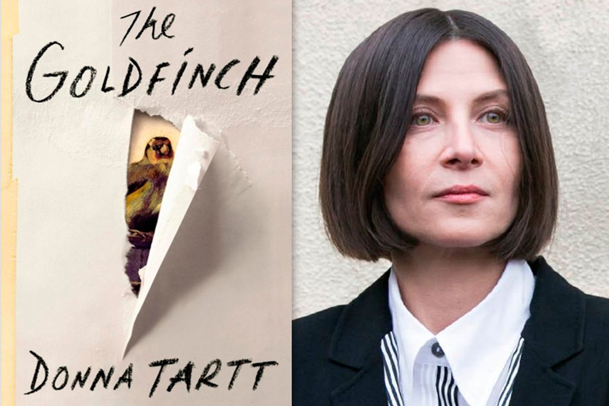 Donna Tartt    (Little, Brown and Company/Beowulf Sheehan)