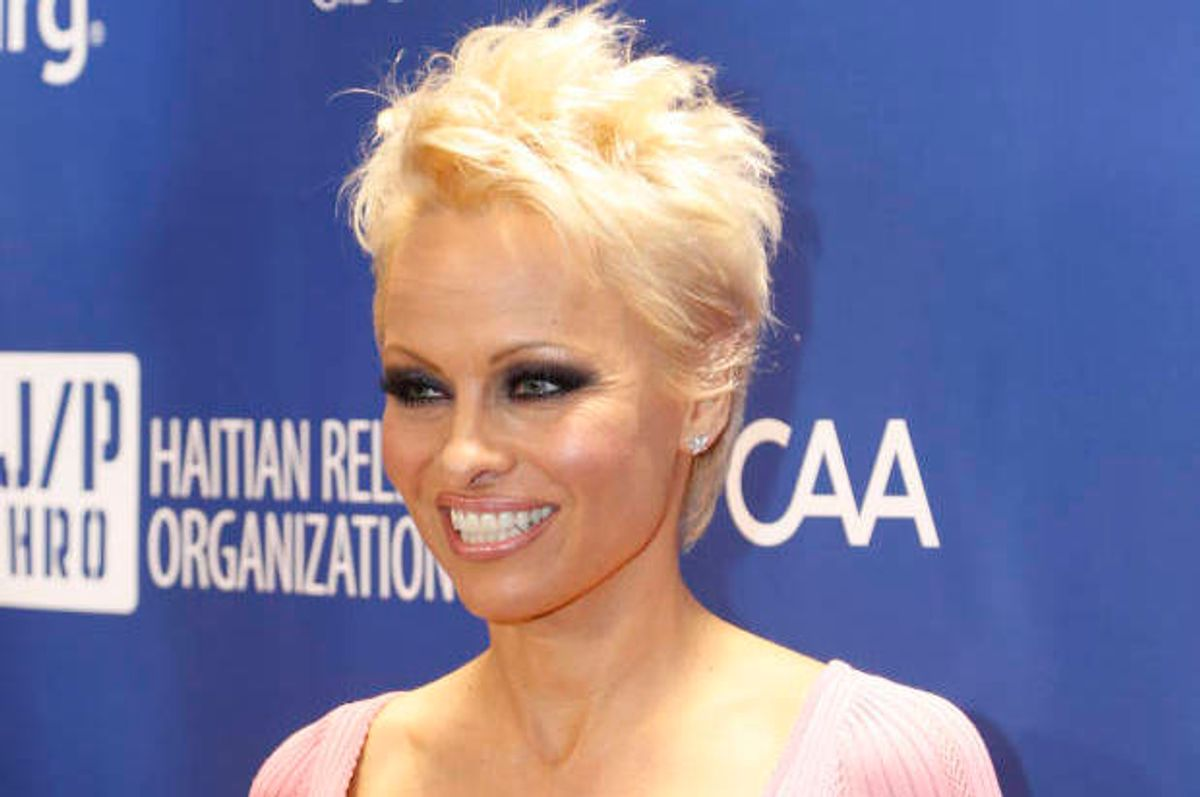 Pamela Anderson (Photo by Colin Young-Wolff /Invision/AP, File) (AP/Colin Young-Wolff/Invision)