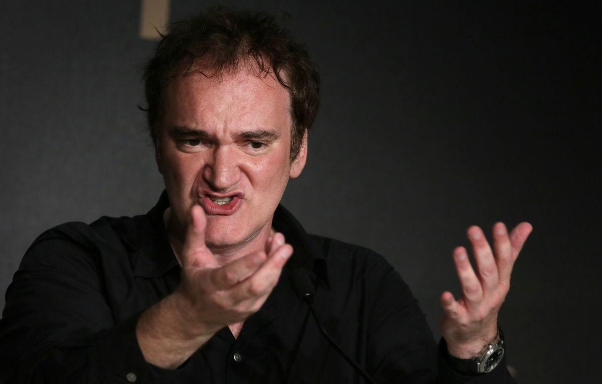 Quentin Tarantino (Virginia Mayo)