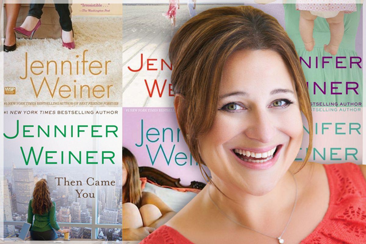 Jennifer Weiner     (Simon & Schuster/Andrea Cipriani Mecchi)