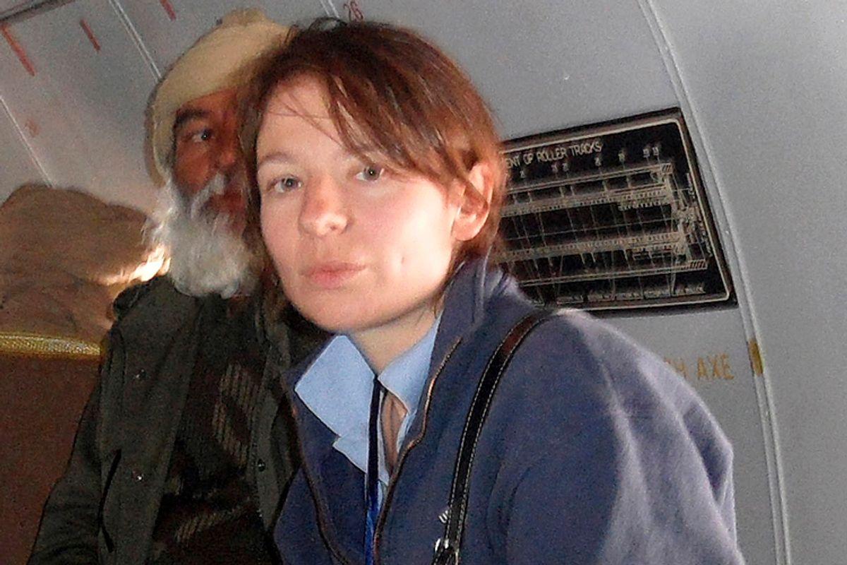 Marie-Louise Gumuchian       (Reuters/Ismail Zetouni)