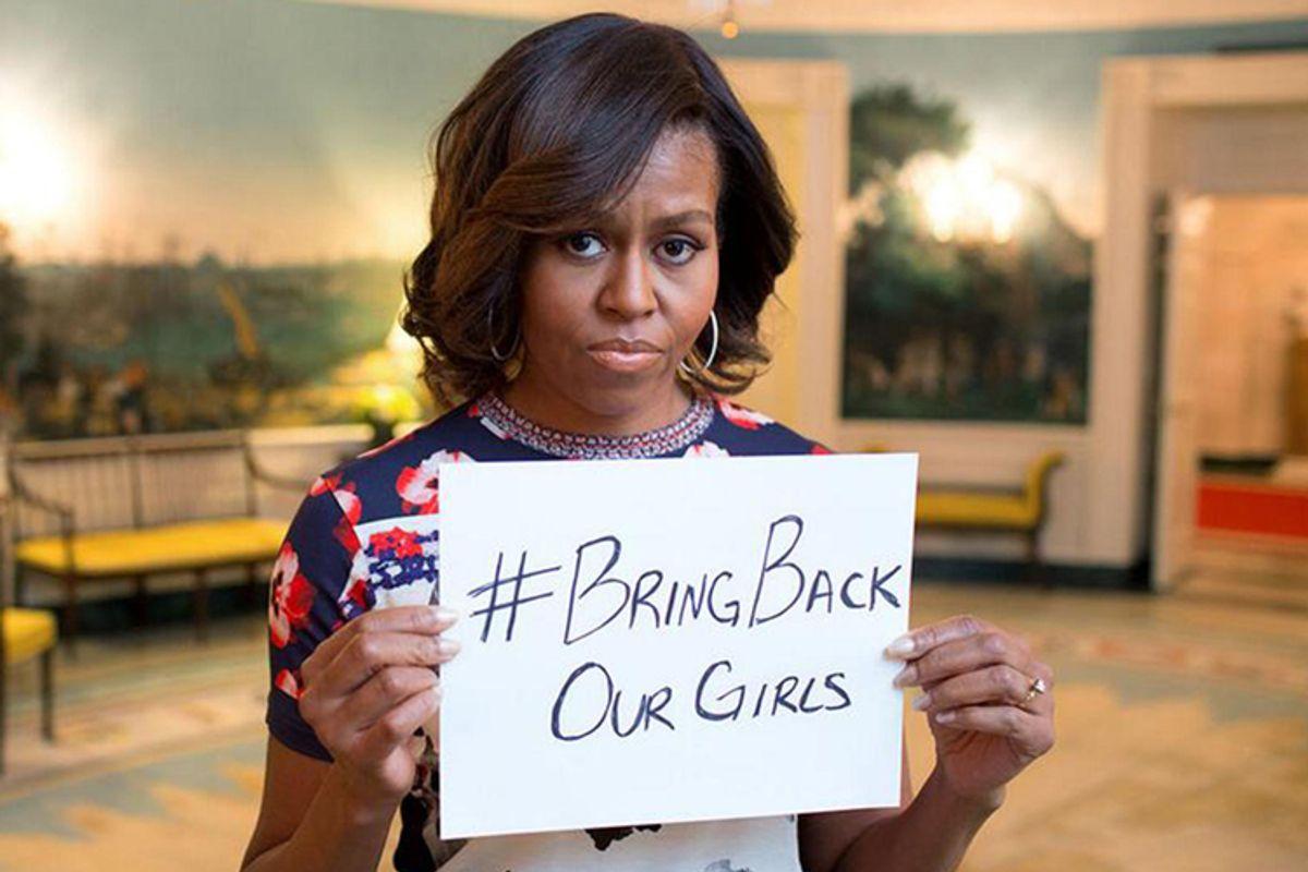 Michelle Obama             (whitehouse.gov)