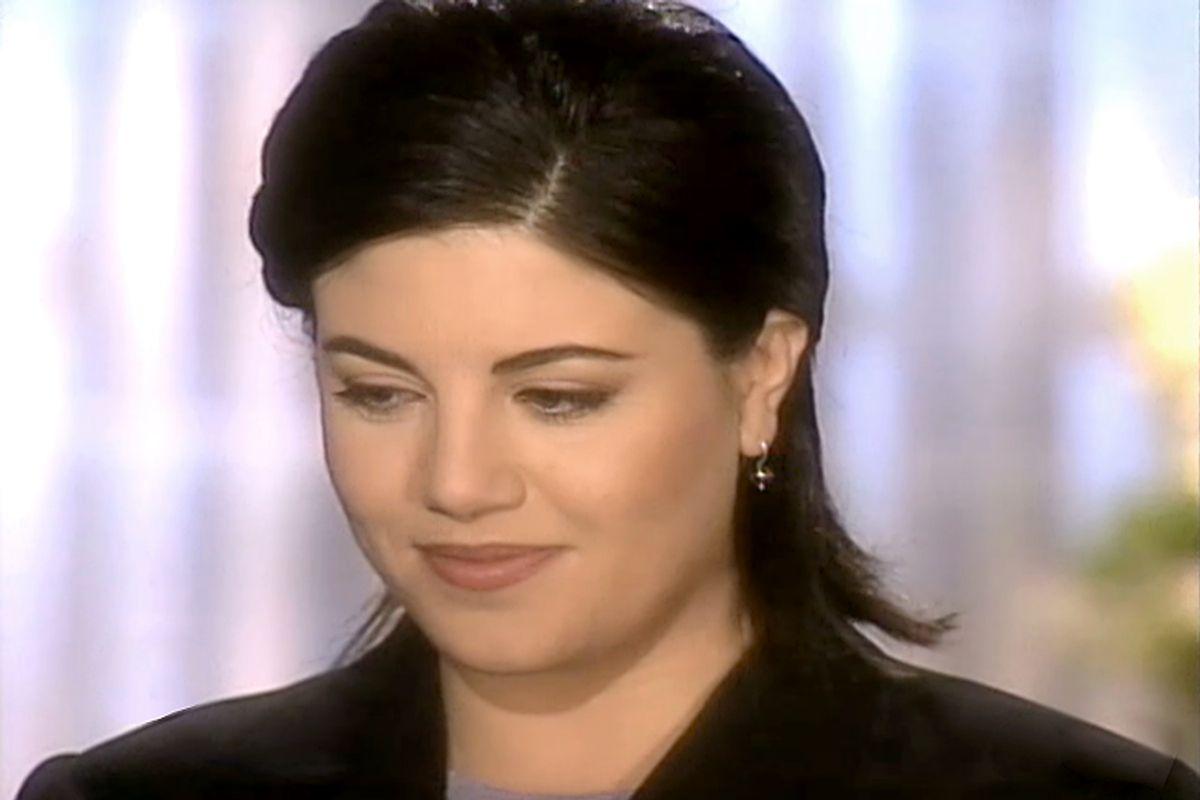 Monica Lewinsky      (ABC News)