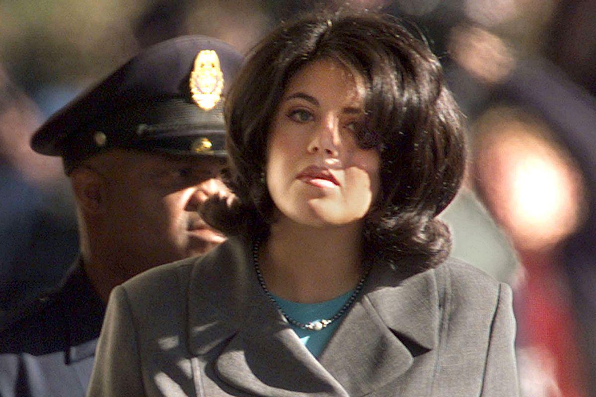 Monica Lewinsky     (Reuters/Blake Sell)