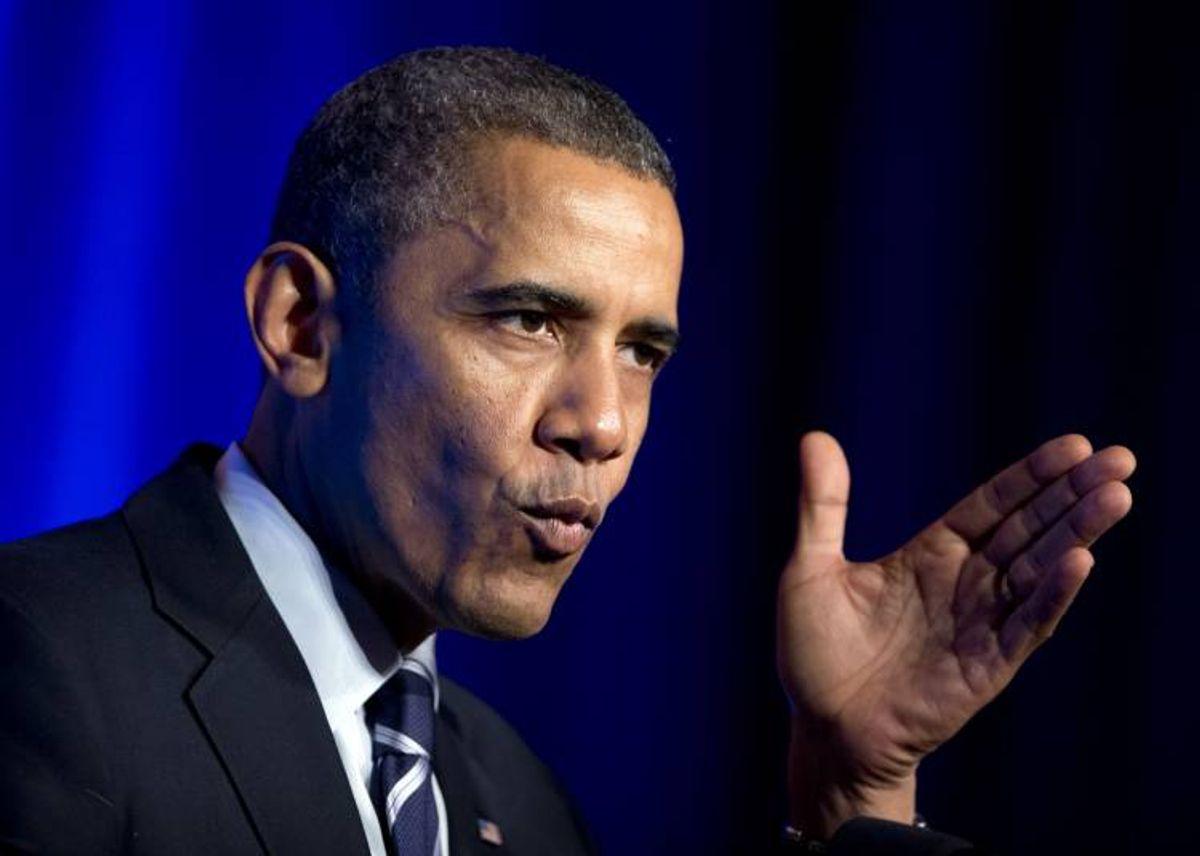 President Barack Obama  (AP Photo/Manuel Balce Ceneta)