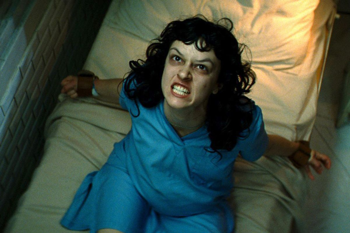 """Marta Gastini in """"The Rite""""     (New Line Cinema)"""