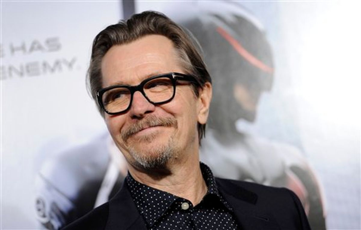 Gary Oldman. (Photo by Chris Pizzello/Invision/AP)     (Chris Pizzello/invision/ap)