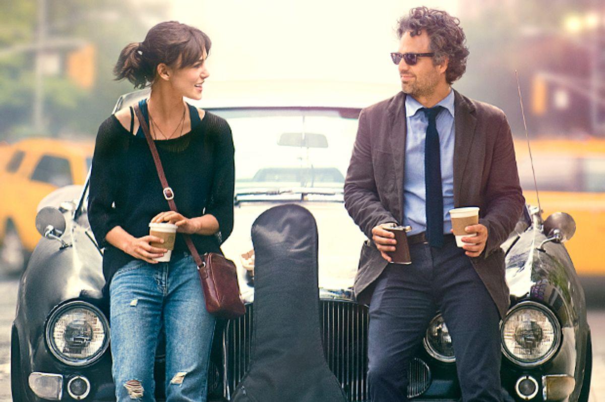 "Keira Knightley and Mark Ruffalo in ""Begin Again""     (The Weinstein Company)"