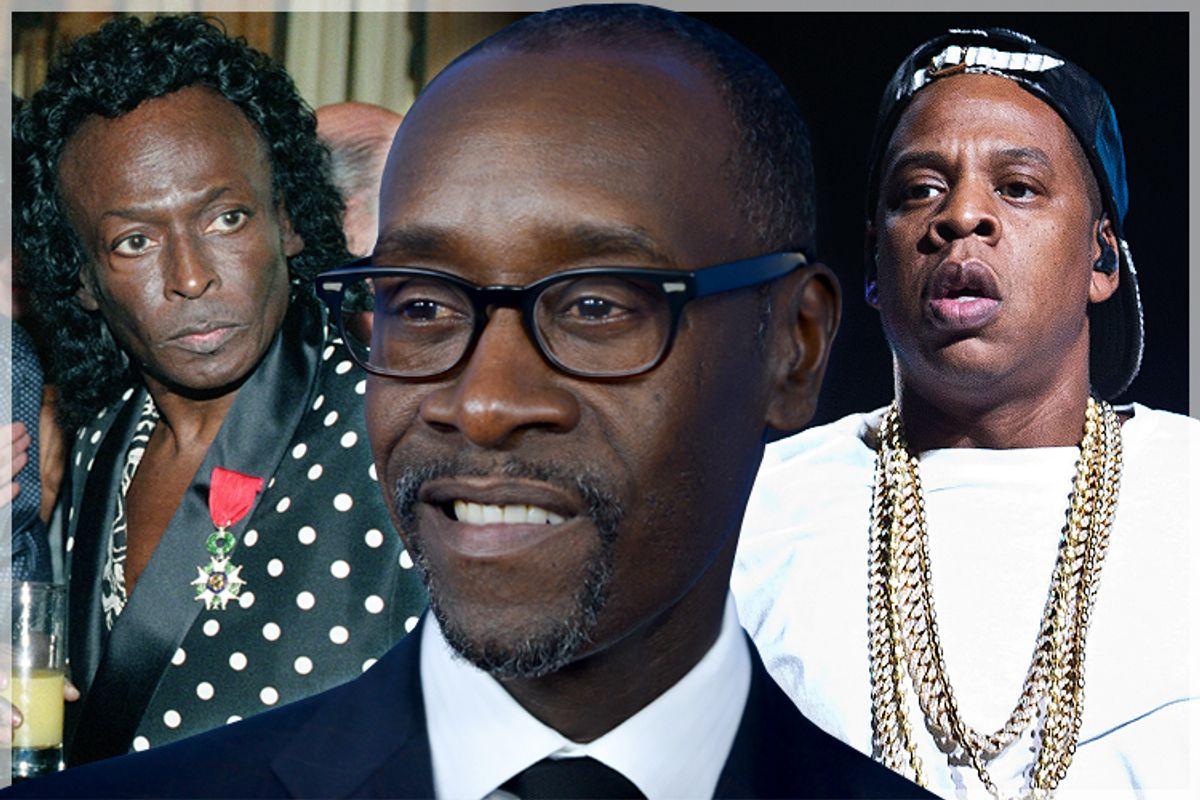 Miles Davis, Don Cheadle, Jay Z    (AP/Remy de la Mauviniere/Richard Shotwell/Joel Ryan/Salon)