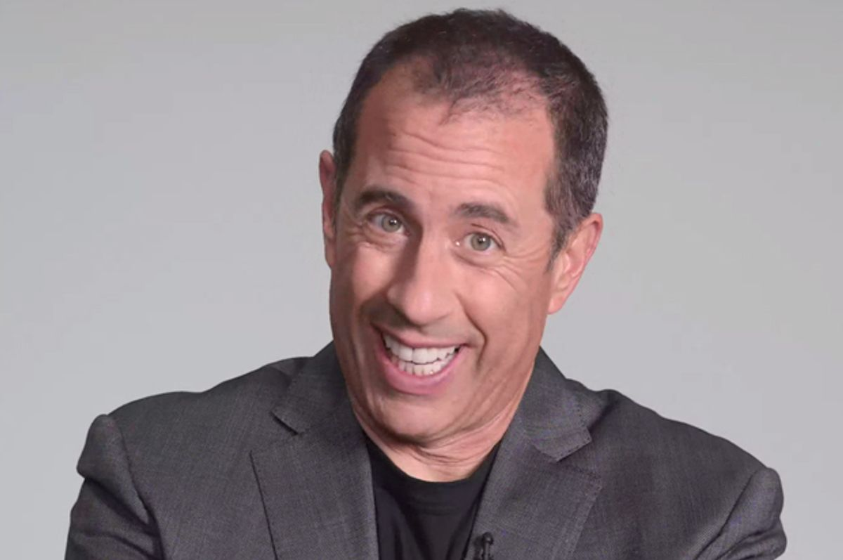Jerry Seinfeld          (wired.com)