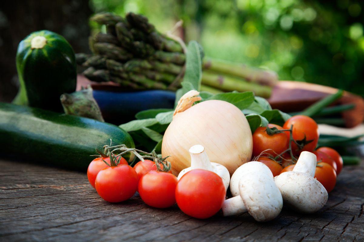 Vegetables  (shutterstock)
