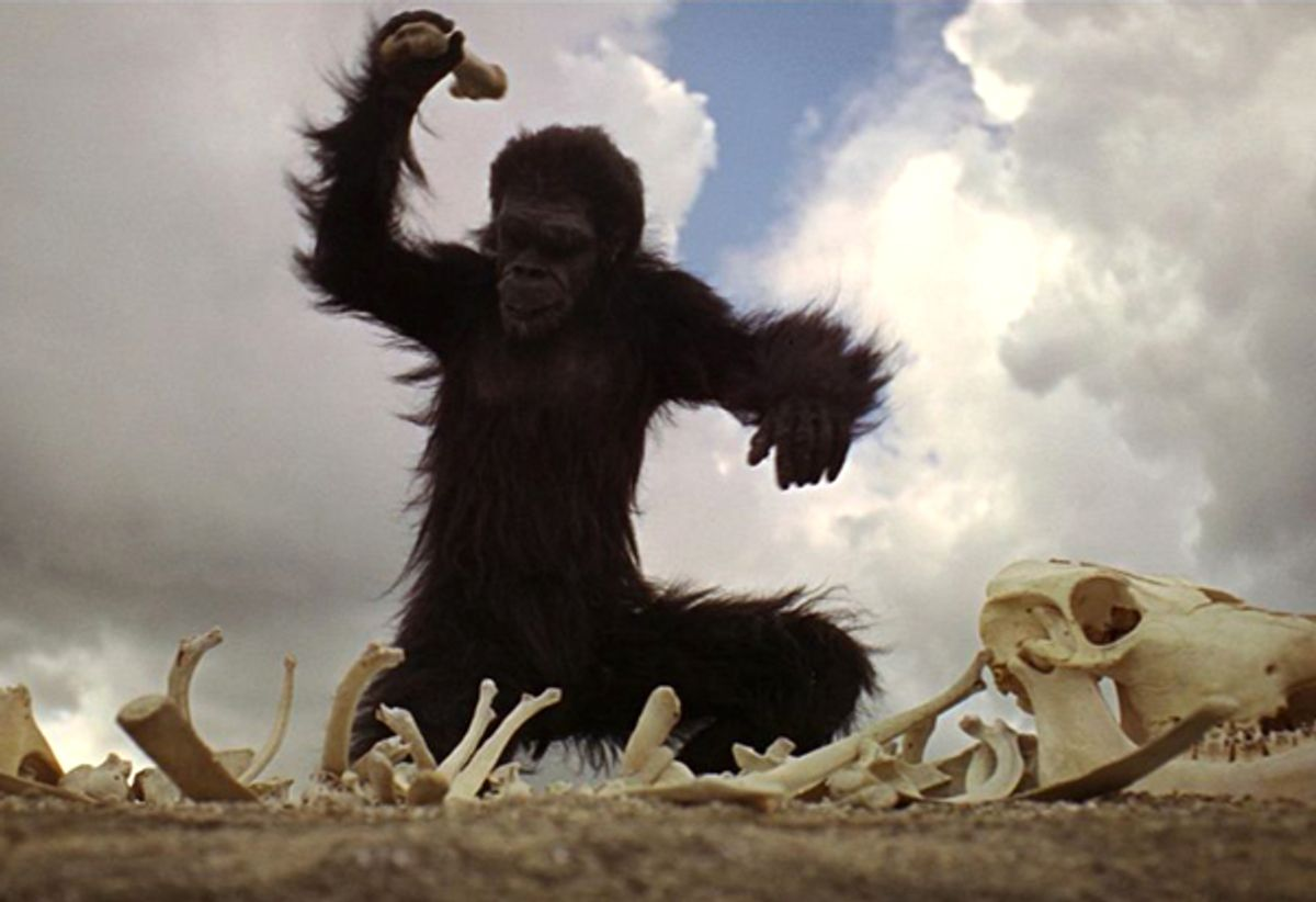 """Scene still from """"2001: A Space Odyssey"""""""
