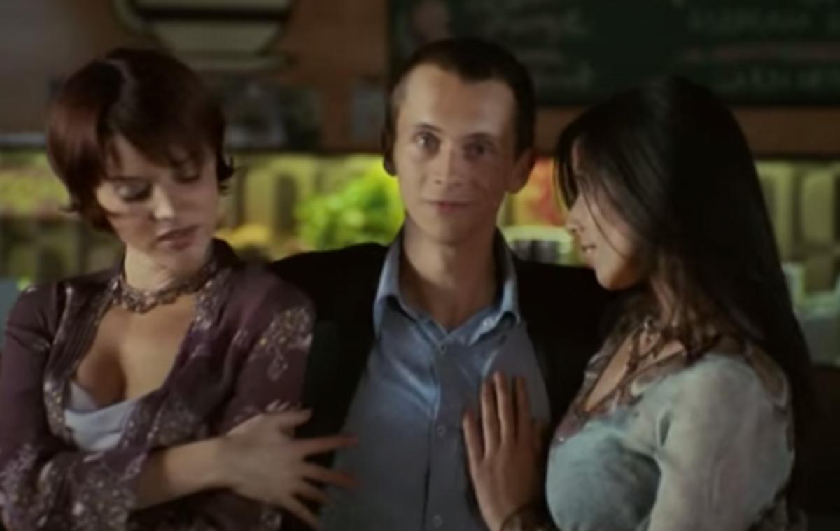Still from an Axe commercial     (Screenshot)