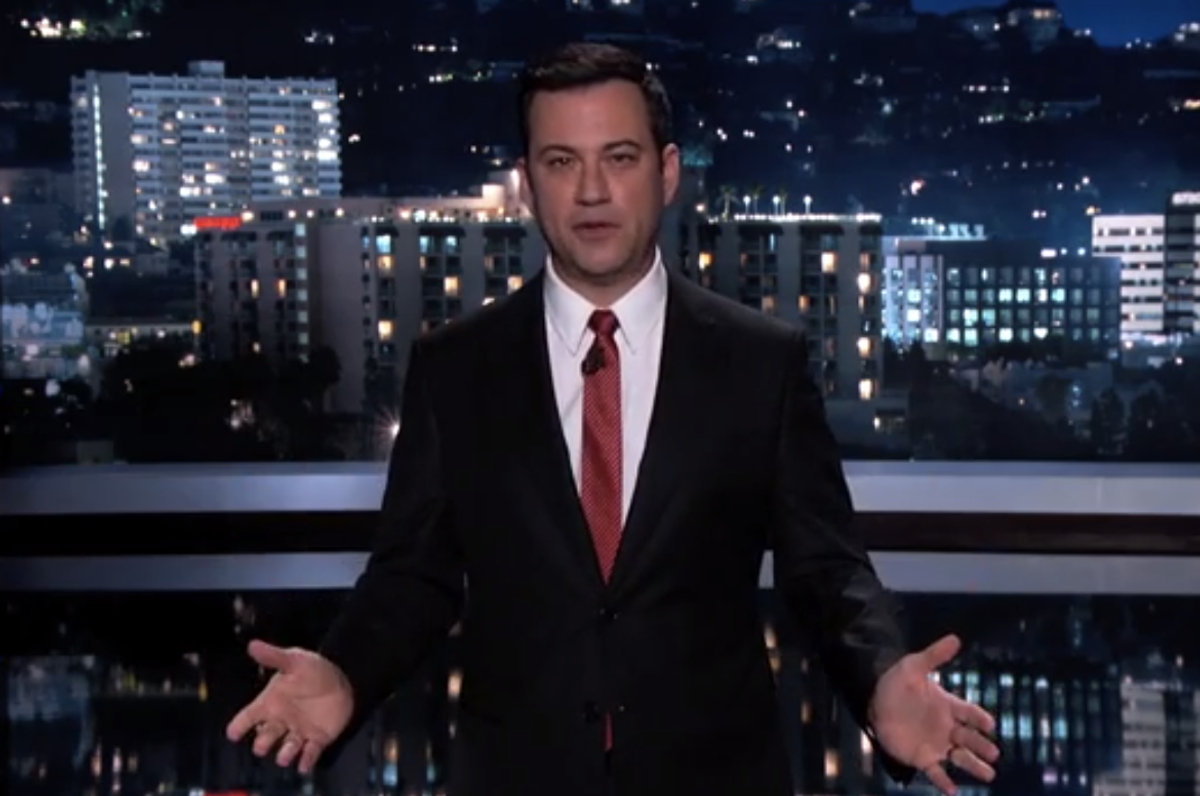 Jimmy Kimmel  (Screenshot)