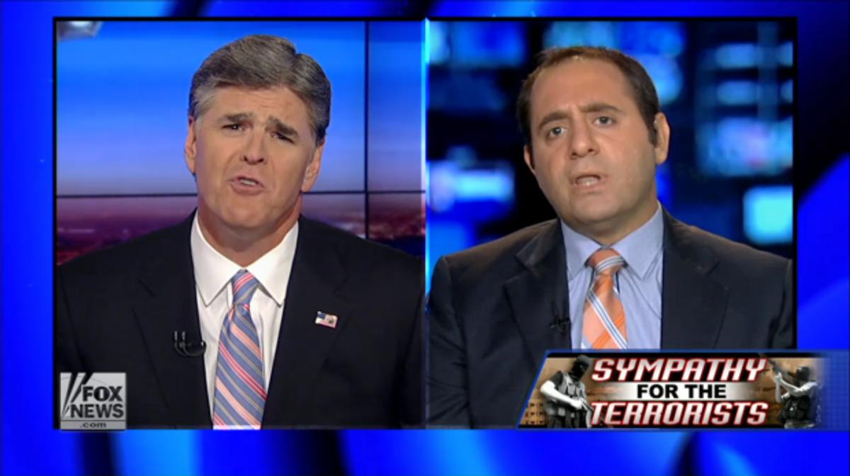 (Screen shot, Fox News)