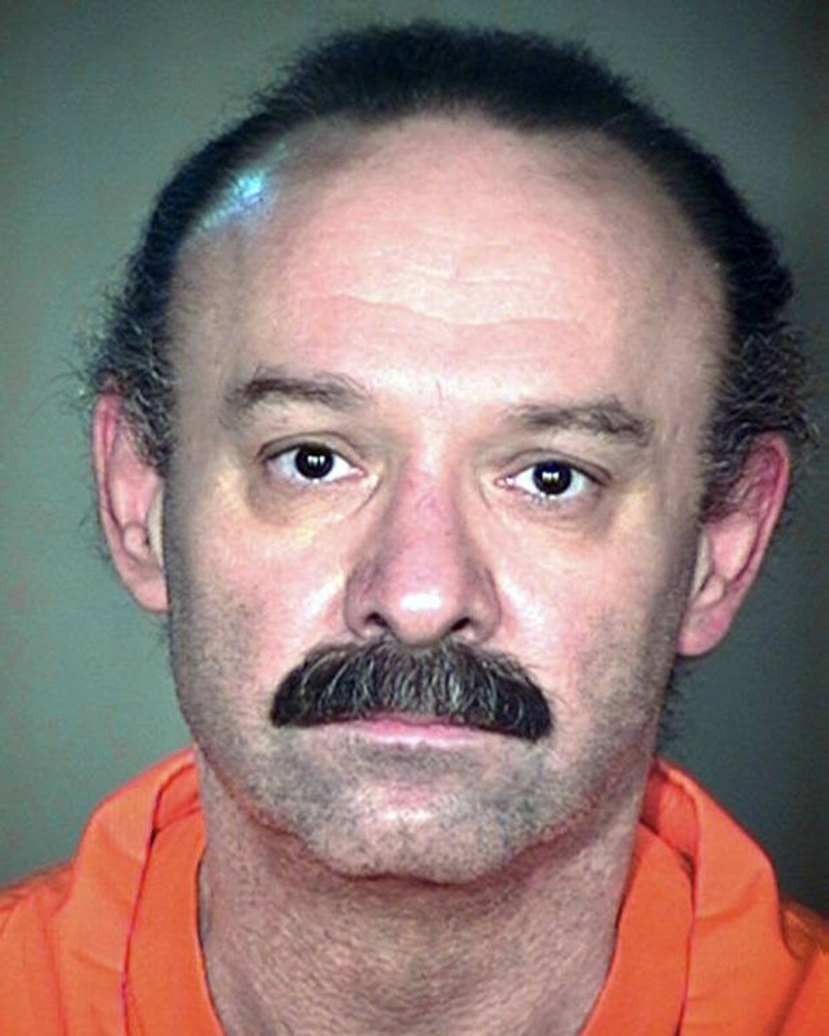This undated file photo provided by the Arizona Department of Corrections shows inmate Joseph Rudolph Wood  (AP Photo/Arizona Department of Corrections)