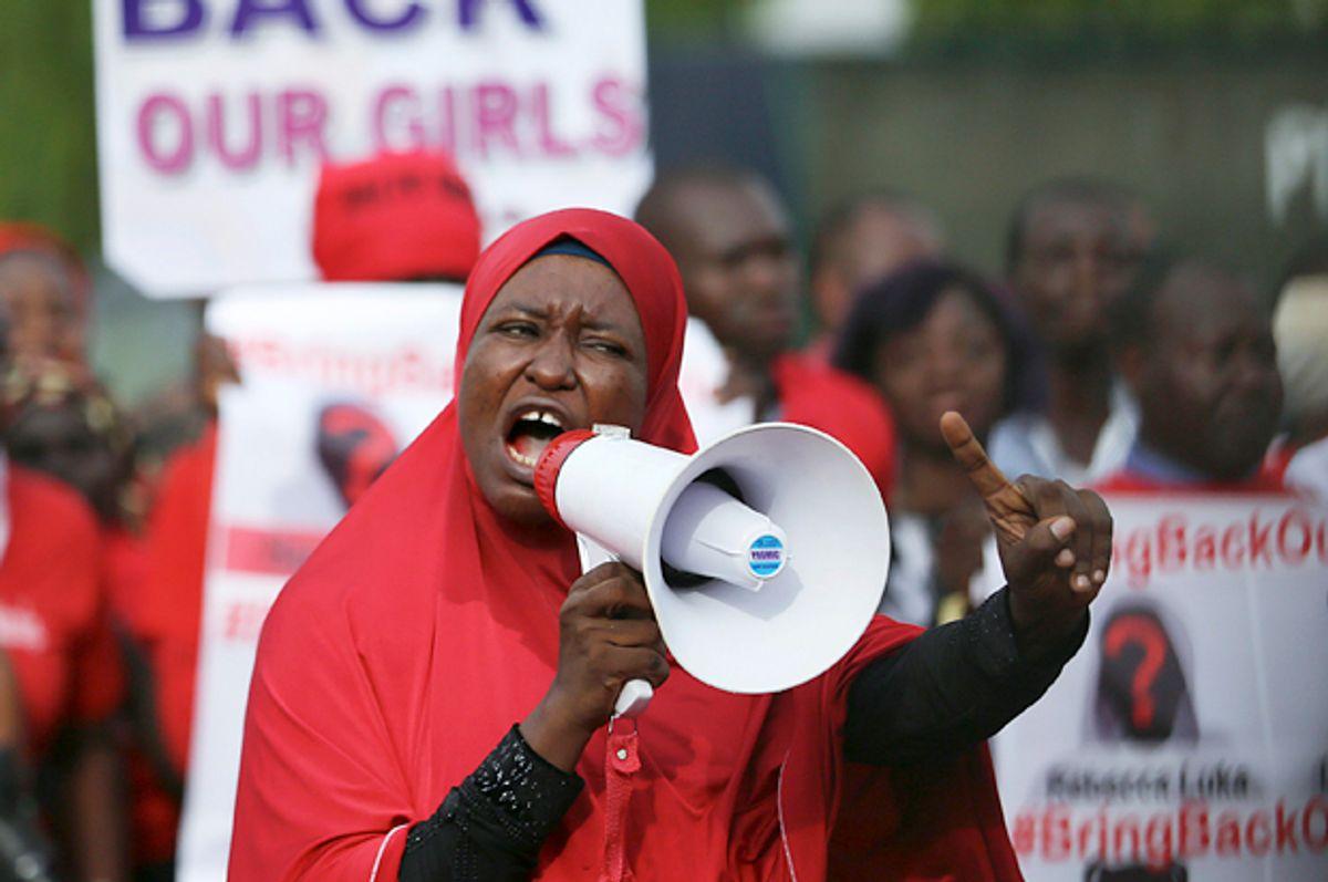 (Reuters/Afolabi Sotunde)