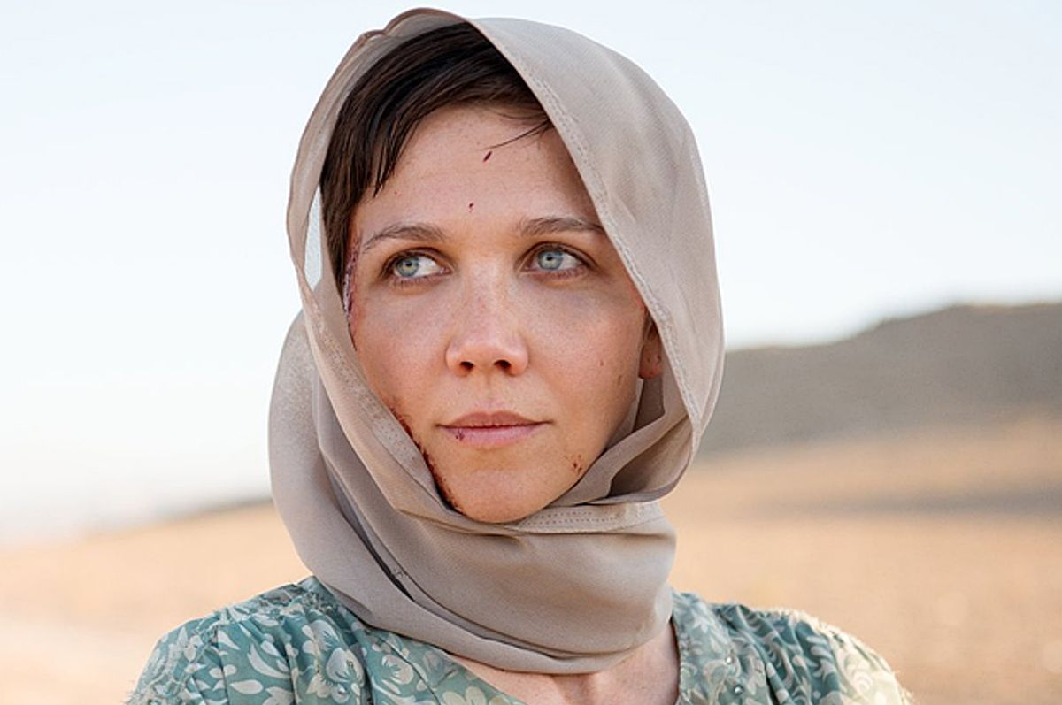 """Maggie Gyllenhaal in """"The Honorable Woman""""      (Sundance Channel)"""