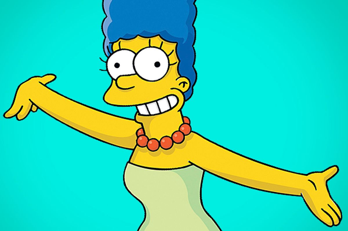 Why is Marge Simpson a sex symbol? | Salon.com