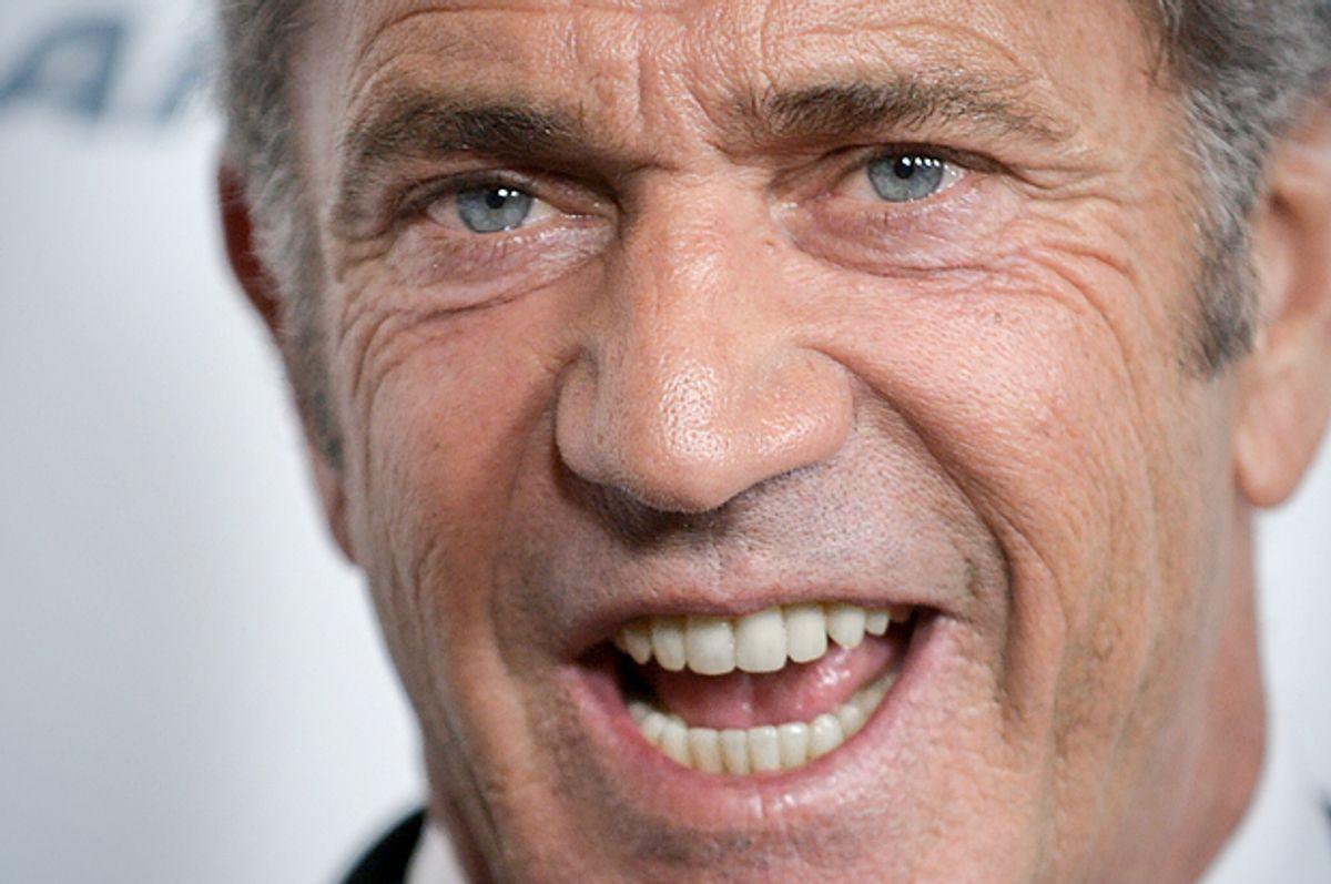 Mel Gibson        (AP/Richard Shotwell)