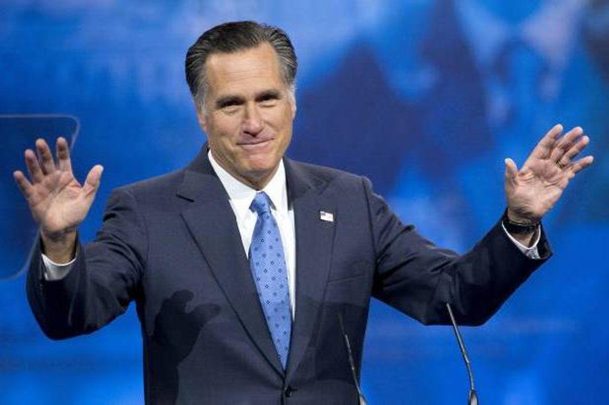 Mitt Romney (AP/Manuel Balce Ceneta)