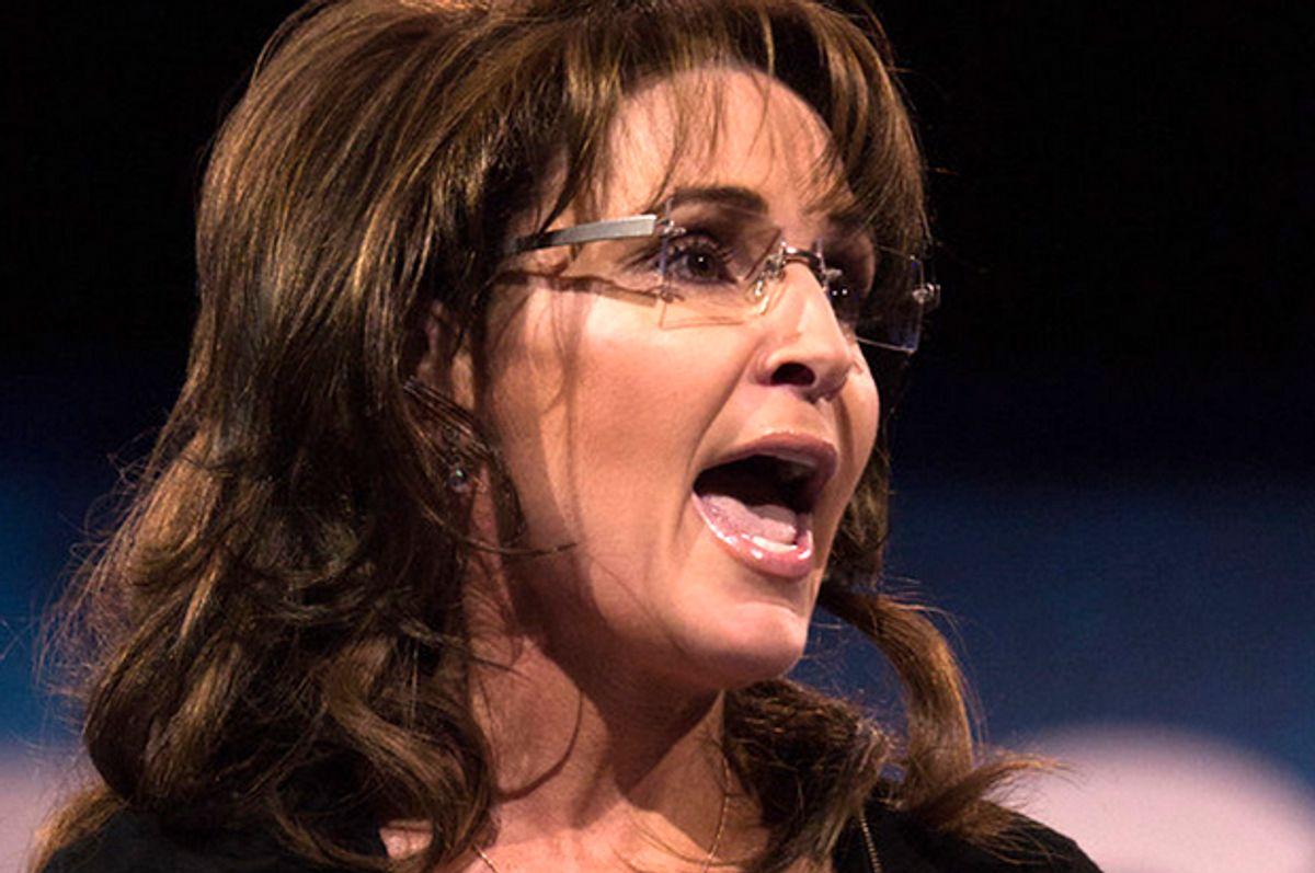 Sarah Palin                   (Jeff Malet, maletphoto.com)