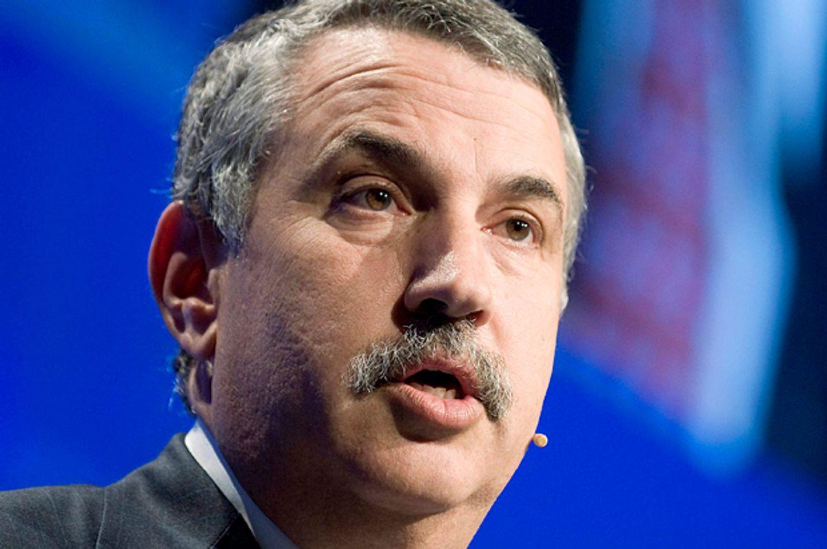 Thomas Friedman            (AP/Peter Schneider)