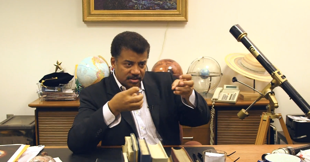 Neil deGrasse Tyson explains how long you'd survive on each planet                     (Screenshot from Business Insider)
