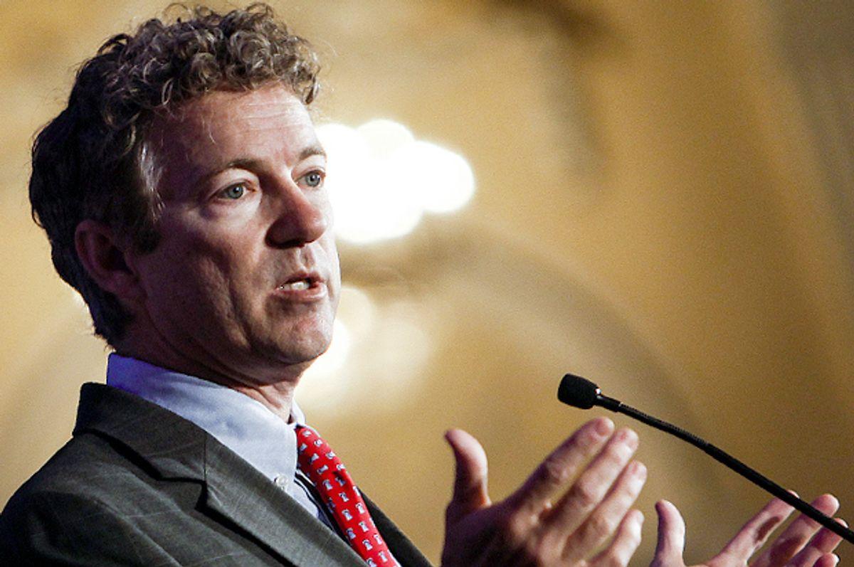 Rand Paul                                        (AP/William Deshazer)