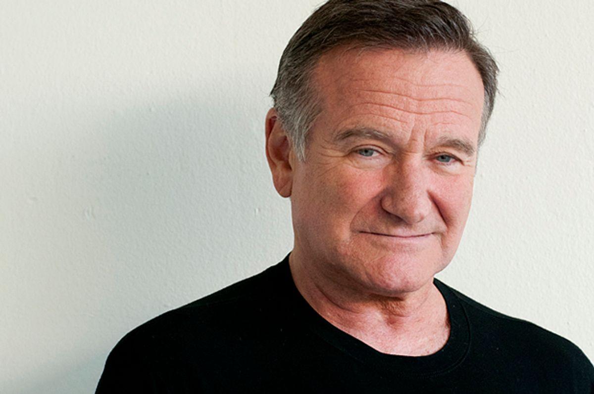 Robin Williams           (AP/Dan Steinberg)