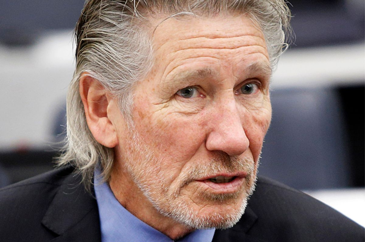 Roger Waters    (Reuters/Chip East)