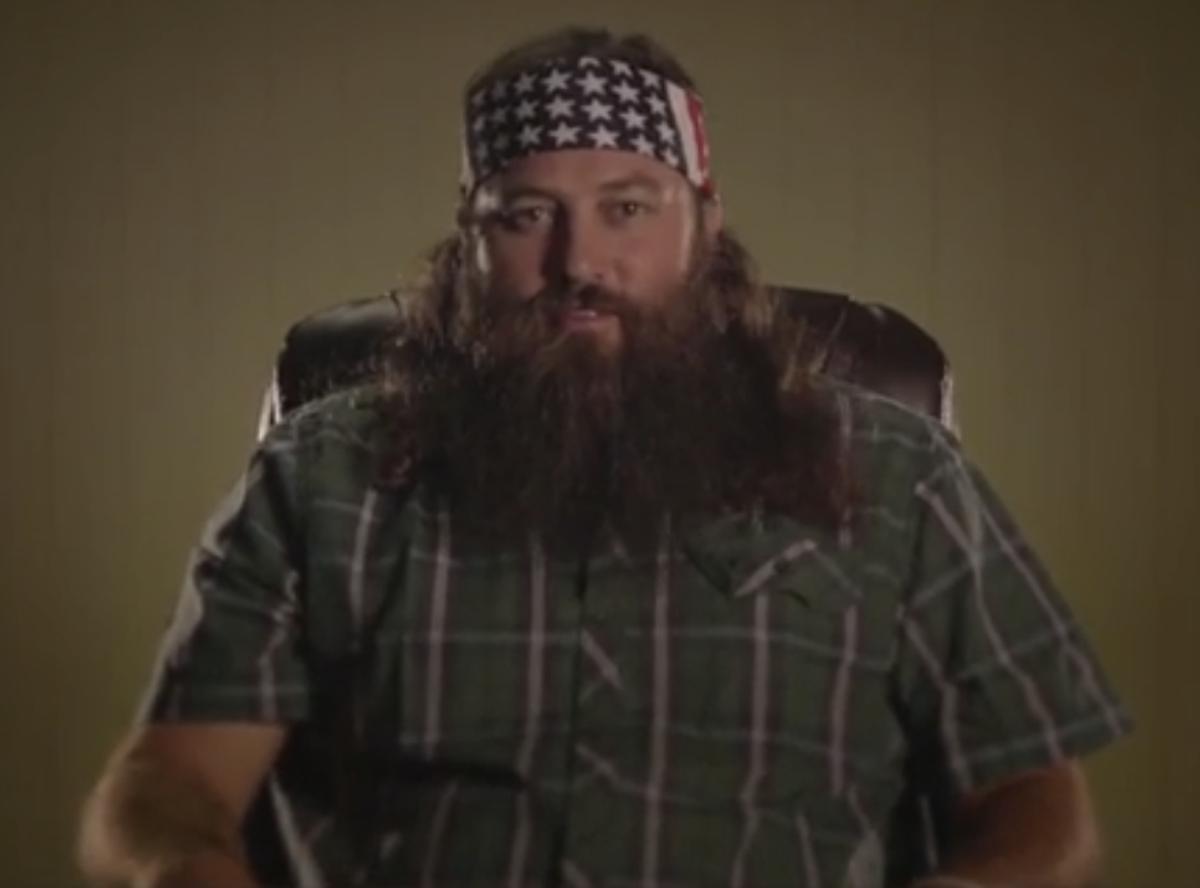 Willie Robertson    (screenshot/Left Behind Movie)