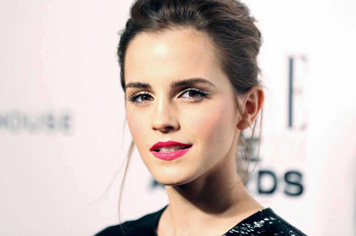 Emma Watson       (Reuters/Paul Hackett)