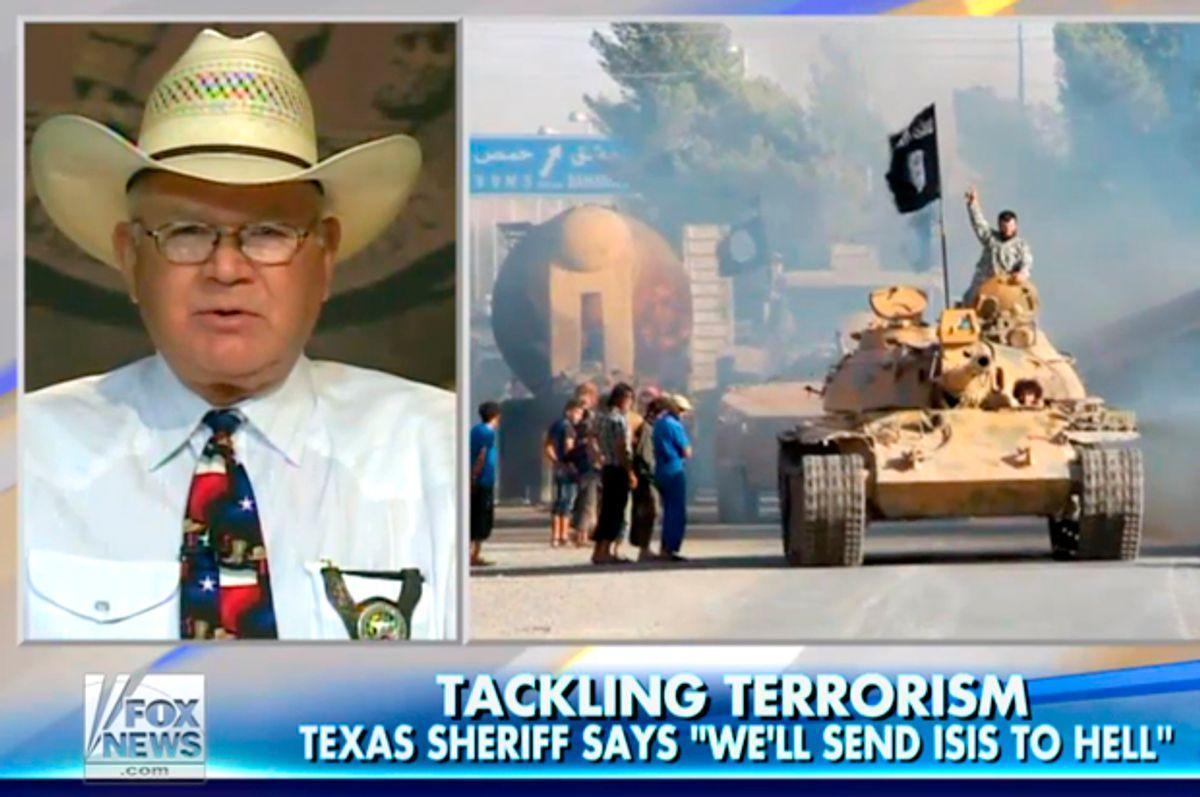 Sheriff Gary Painter            (Fox News)