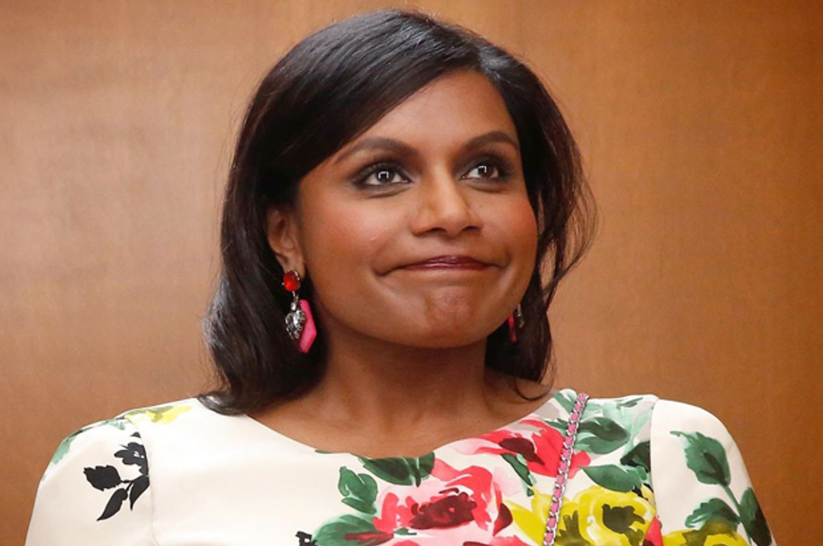 """Mindy Kaling in """"The Mindy Project""""           (Fox/Jordin Althaus)"""