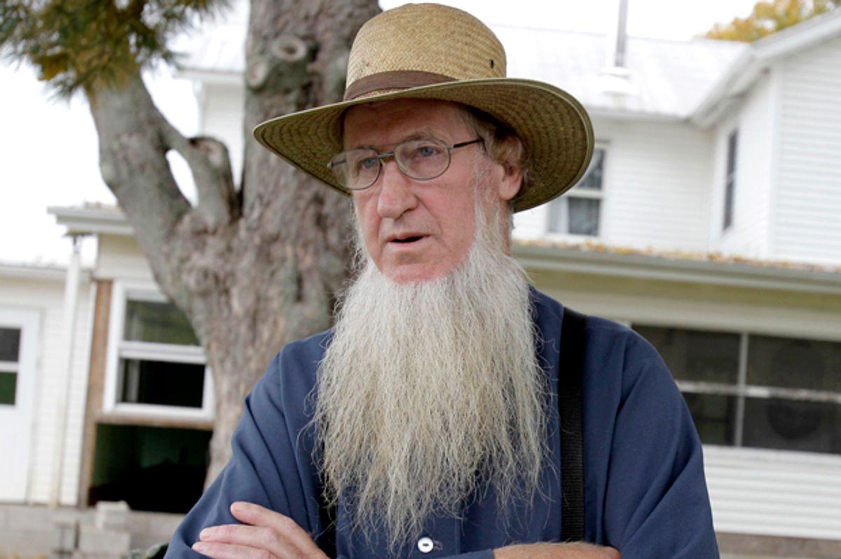 Amish leader Sam Mullet     (AP/Amy Sancetta)