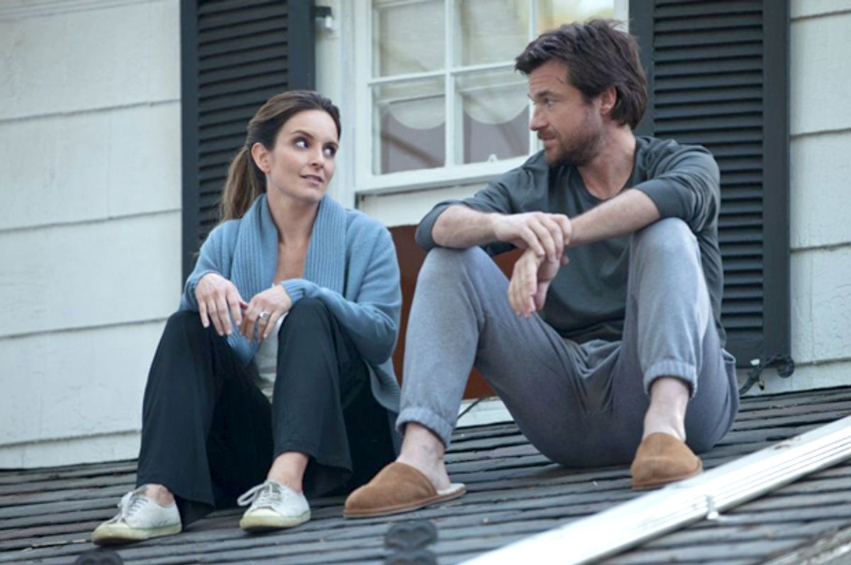 """Tina Fey and Jason Bateman in """"This Is Where I Leave You""""       (Warner Bros. Pictures)"""