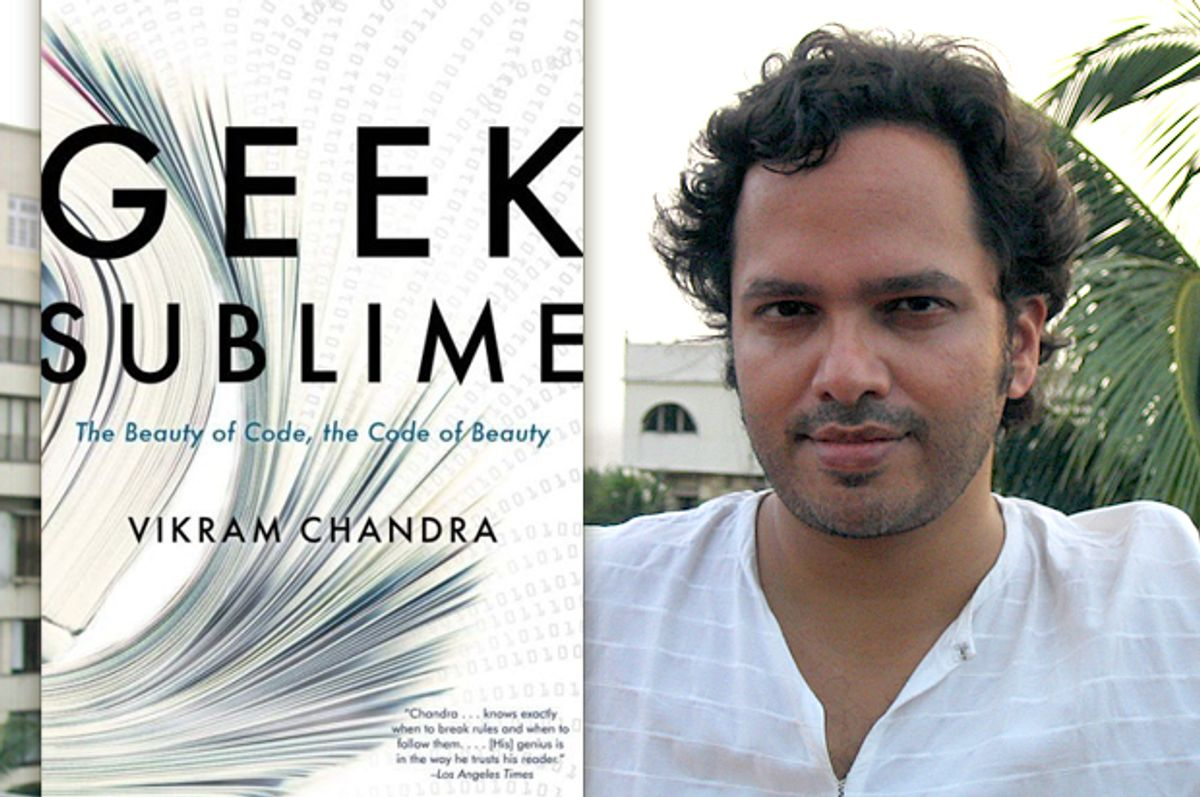 Vikram Chandra   (Faber and Faber)