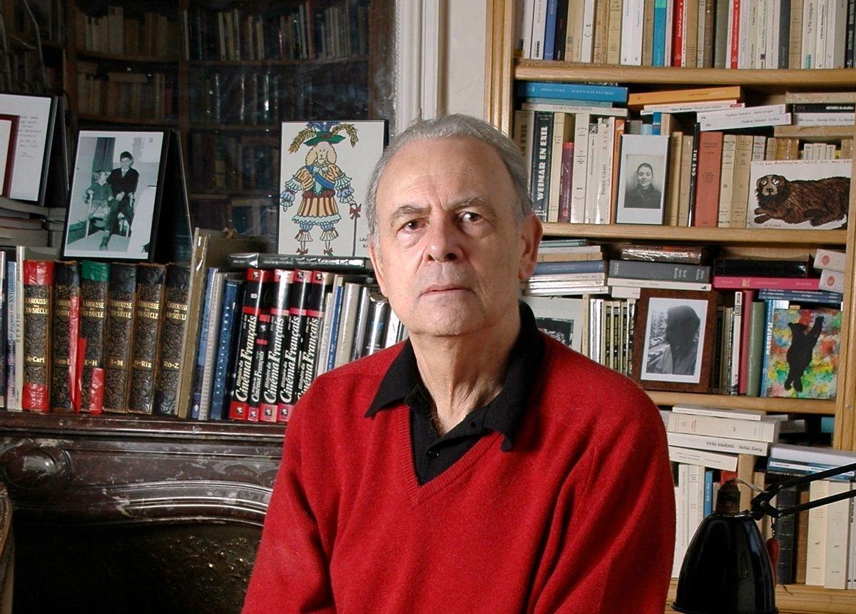 French novelist Patrick Modiano. (AP Photo/Gallimard)      (AP)