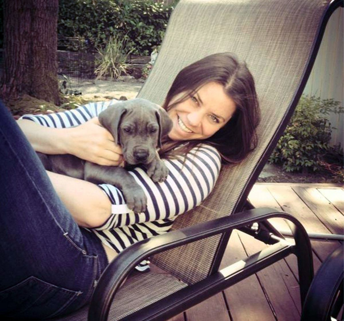 This undated photo provided by the Maynard family shows Brittany Maynard. The terminally ill California woman moved to Portland, Ore., to take advantage of Oregon's Death with Dignity Act, which was established in the 1990s.  Maynard wants to pass a similar law in California and has turned to advocacy in her final days. (AP Photo/Maynard Family) (AP)