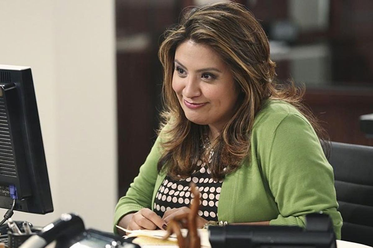 "Cristela Alonzo in ""Cristela""     (ABC)"
