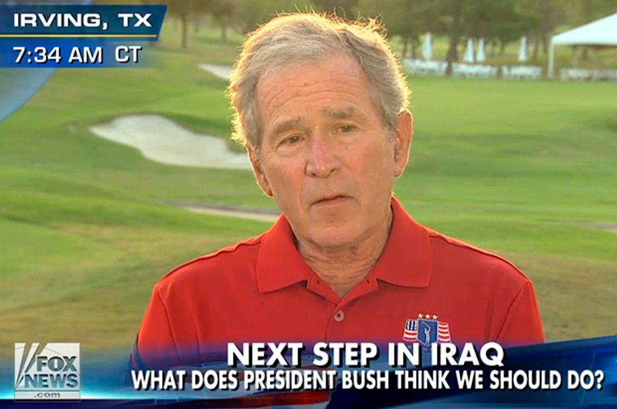 George W. Bush                         (Fox News)