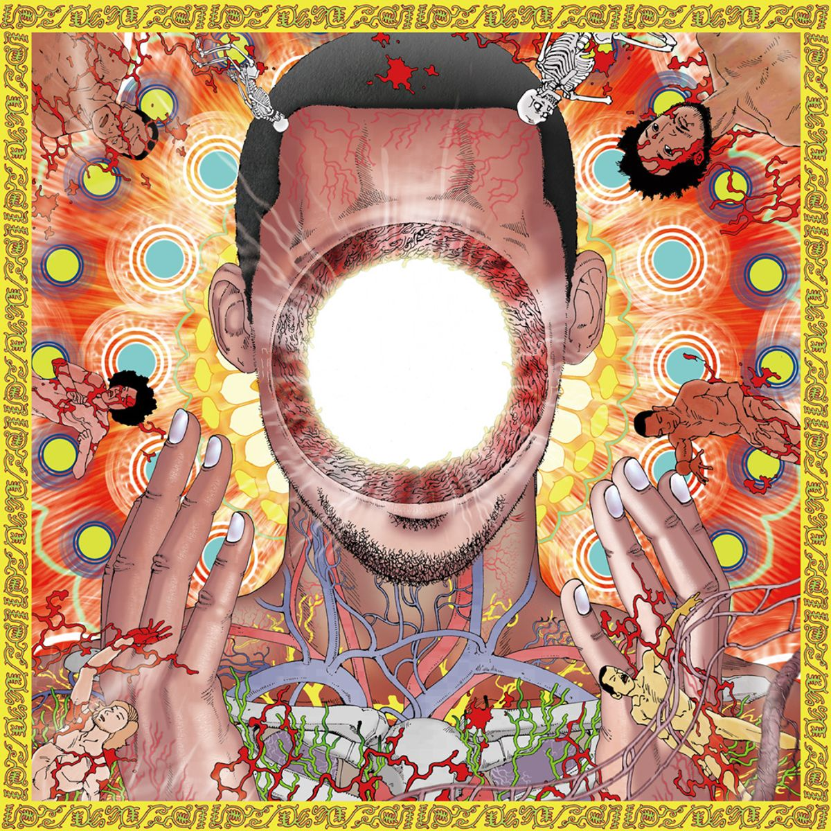 """This CD cover image released by Warp Records shows """"You're Dead!,"""" by Flying Lotus.  (AP Photo/Warp Records)"""