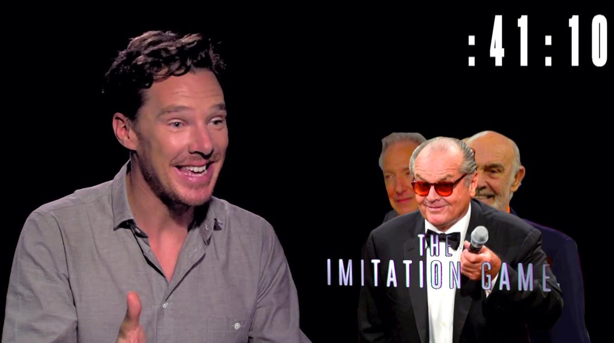 Benedict Cumberbatch     (MTV)