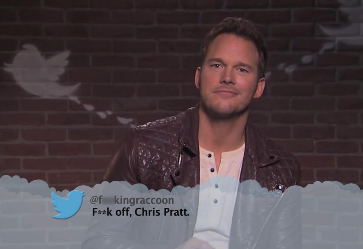 Chris Pratt      (ABC)