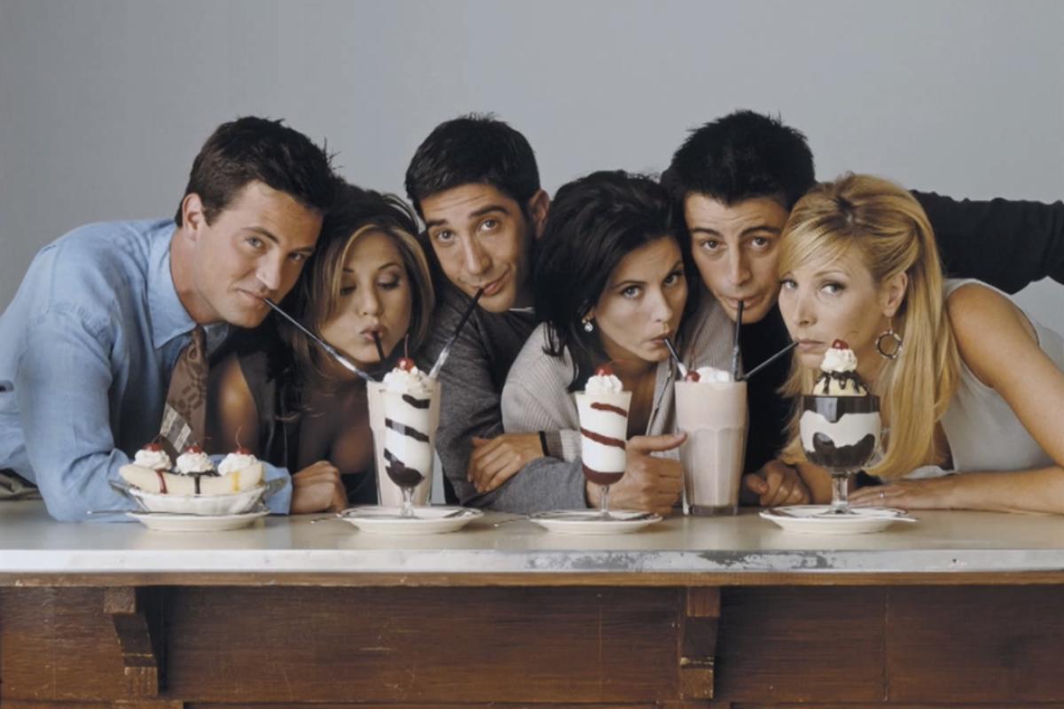Friends      (The Graham Norton Show)