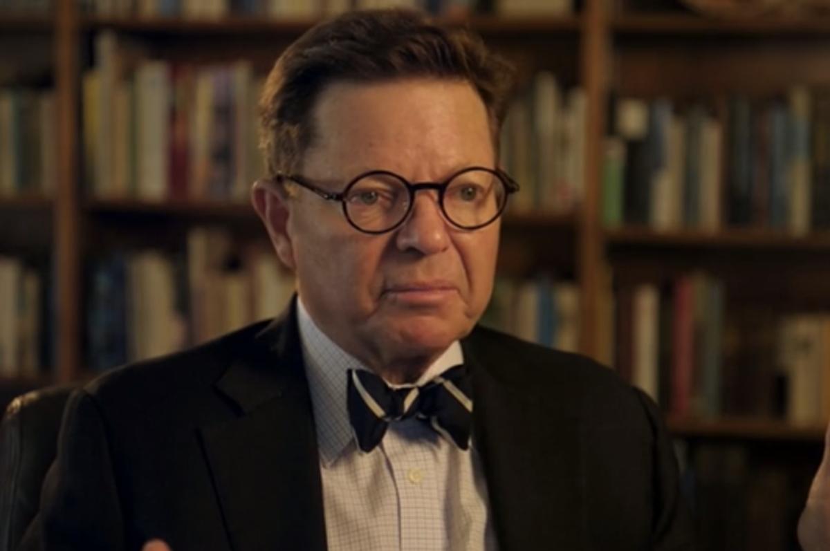 Eckerd College president Donald Eastman III   (Vimeo/Tom Reid)