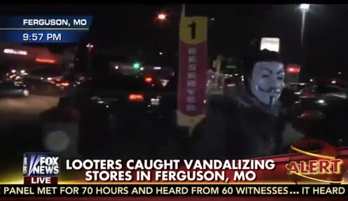 Fox News/Ferguson       (Mediaite/YouTube)