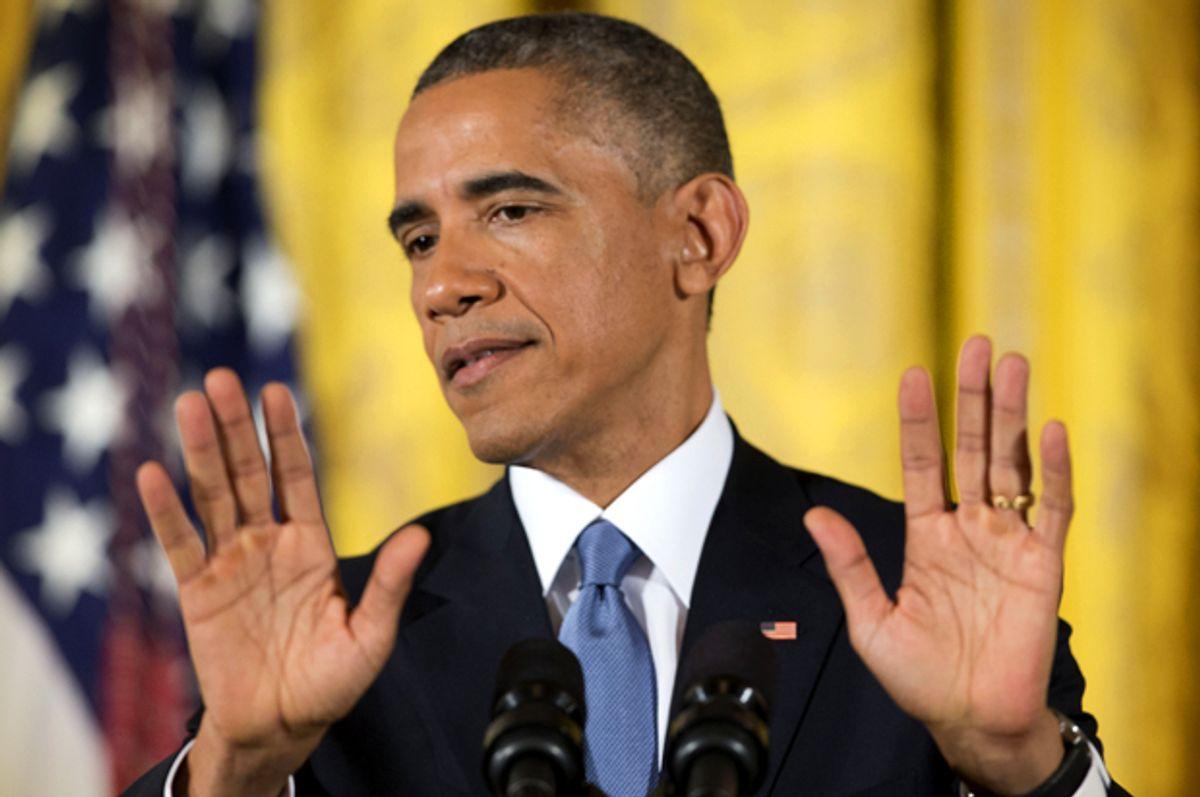 Barack Obama                            (AP/Pablo Martinez Monsivais)
