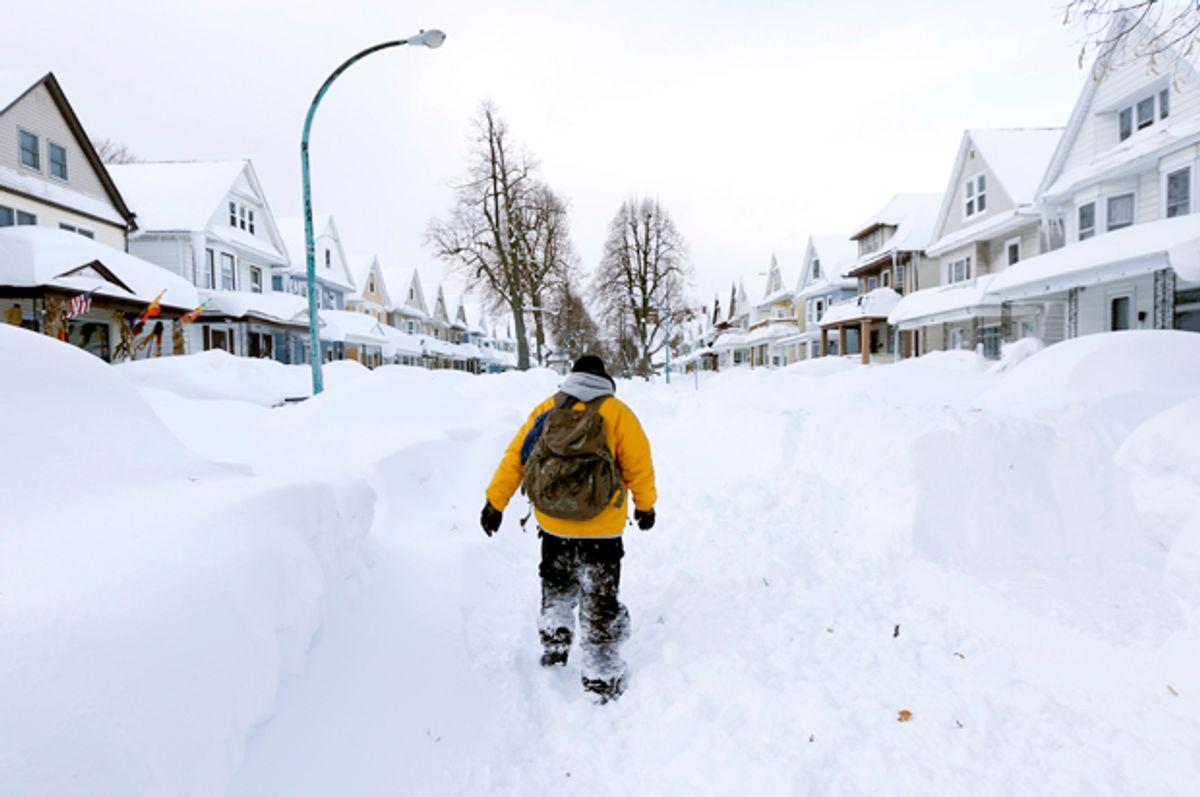 Buffalo, NY, Nov. 20, 2014.       (AP/Mike Groll)